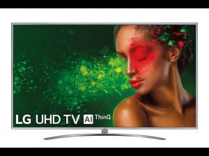 """TV LED 75"""" - LG 75UM7600PLB,"""