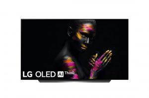 LG OLED TV 4K OLED55C9PLA